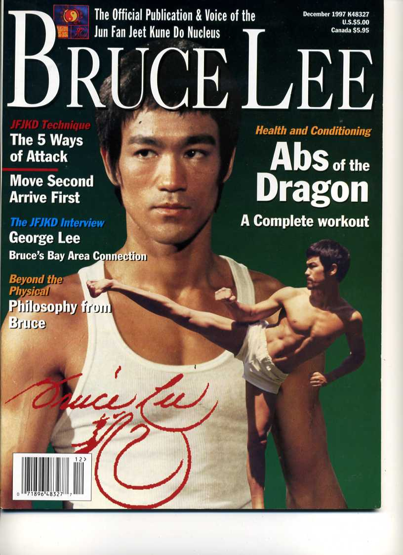 12/97 Jun Fan Jeet Kune Do Nucleus Bruce Lee