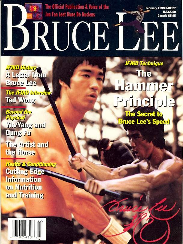 02/98 Jun Fan Jeet Kune Do Nucleus Bruce Lee