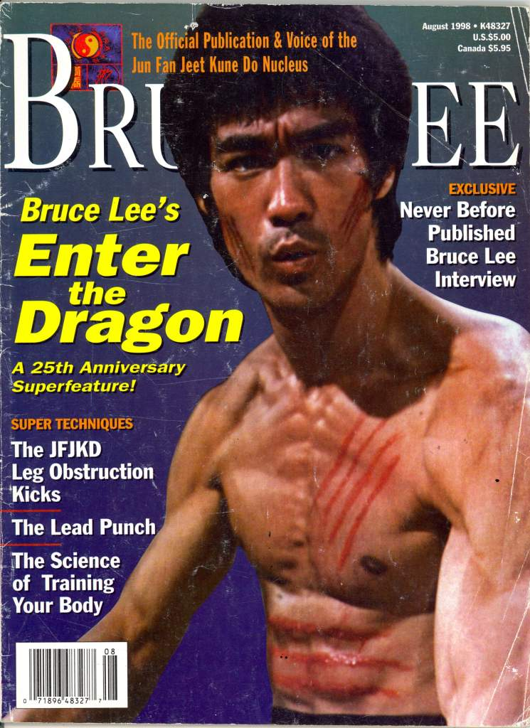 08/98 Jun Fan Jeet Kune Do Nucleus Bruce Lee