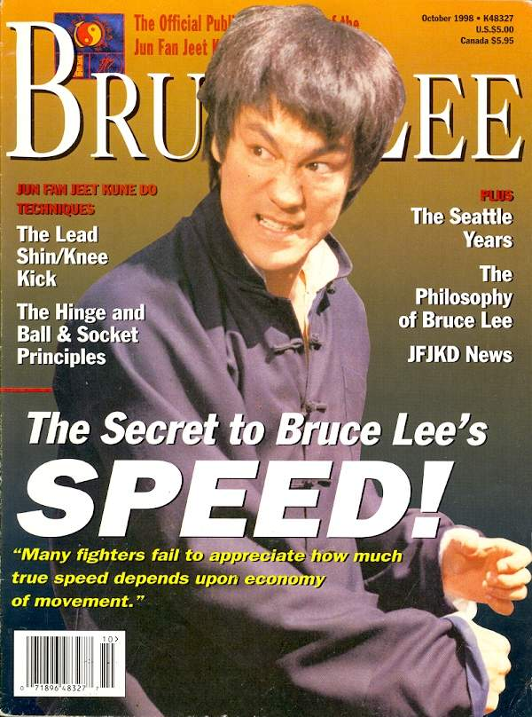 10/98 Jun Fan Jeet Kune Do Nucleus Bruce Lee