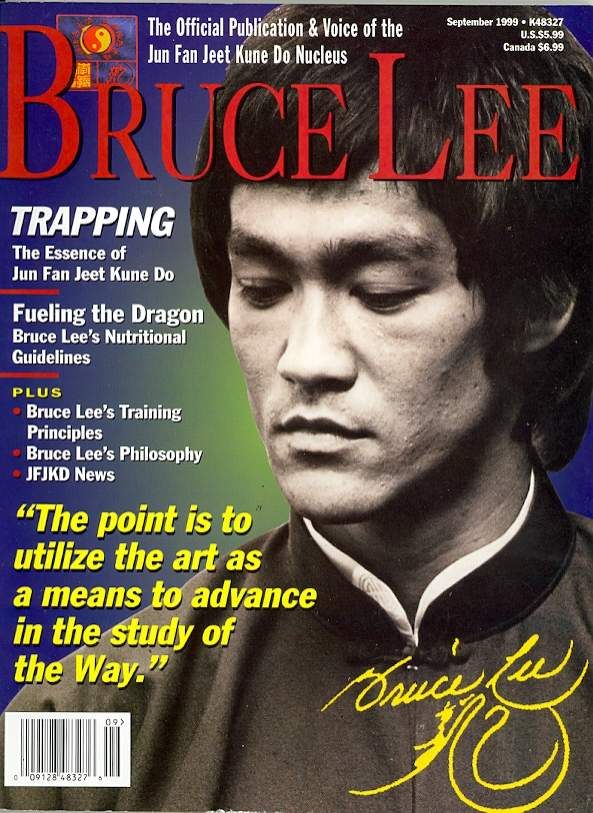 09/99 Jun Fan Jeet Kune Do Nucleus Bruce Lee