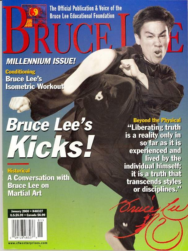 01/00 Jun Fan Jeet Kune Do Nucleus Bruce Lee