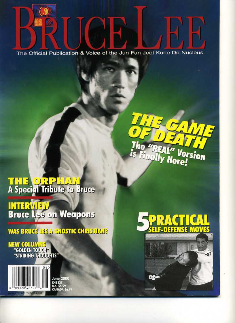 06/00 Jun Fan Jeet Kune Do Nucleus Bruce Lee