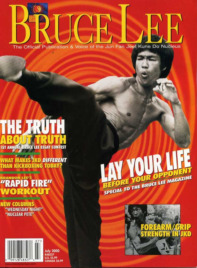 07/00 Jun Fan Jeet Kune Do Nucleus Bruce Lee