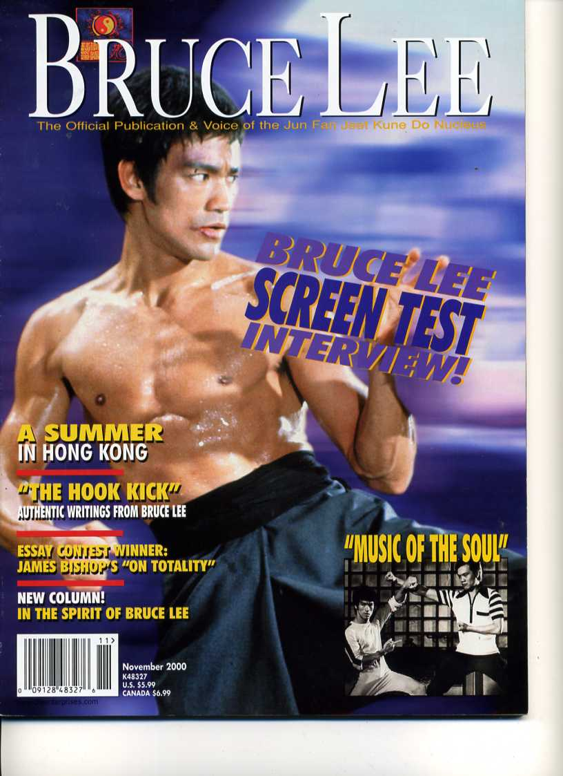 11/00 Jun Fan Jeet Kune Do Nucleus Bruce Lee
