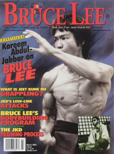 03/01 Jun Fan Jeet Kune Do Nucleus Bruce Lee