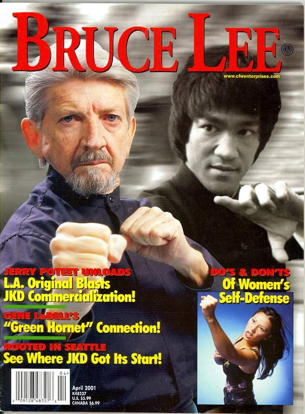 04/01 Jun Fan Jeet Kune Do Nucleus Bruce Lee