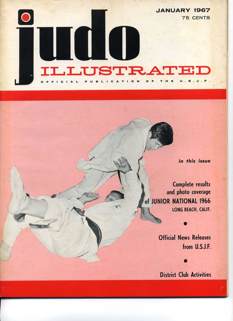 01/67 Judo Illustrated