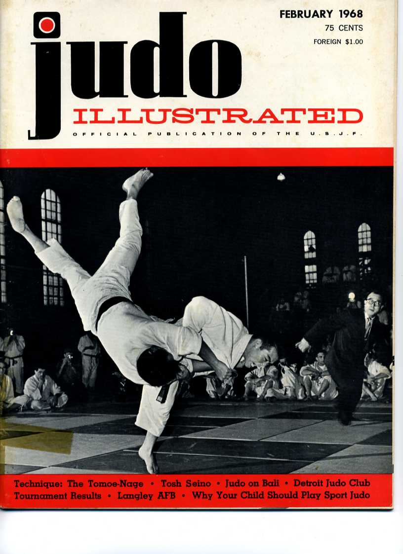 01/68 Judo Illustrated