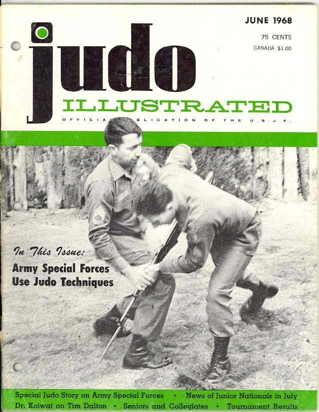06/68 Judo Illustrated