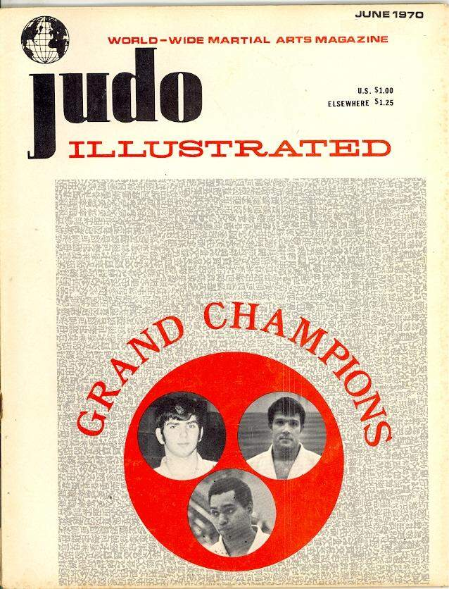 06/70 Judo Illustrated