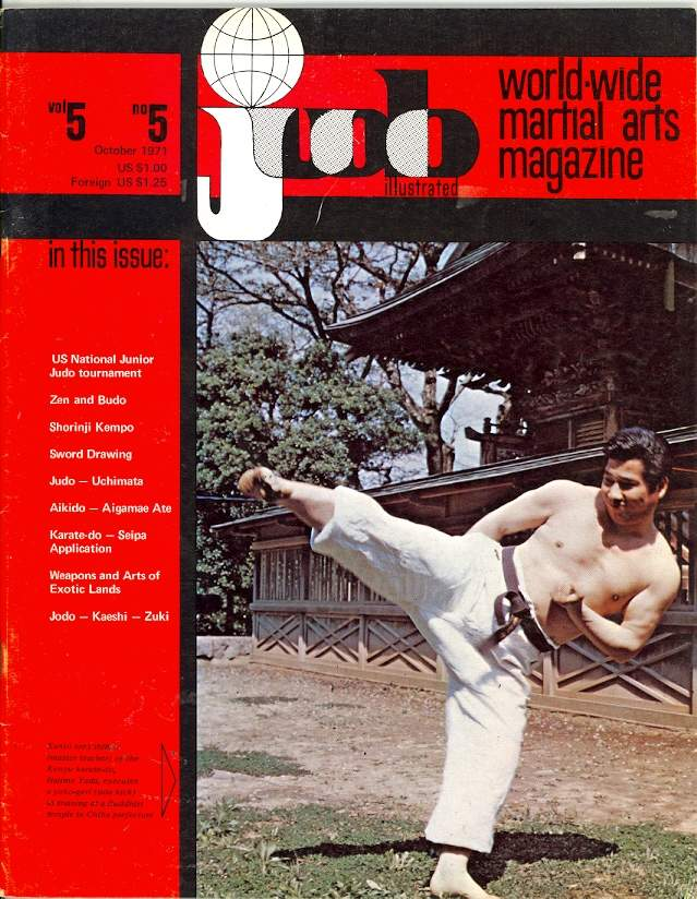 10/71 Judo Illustrated