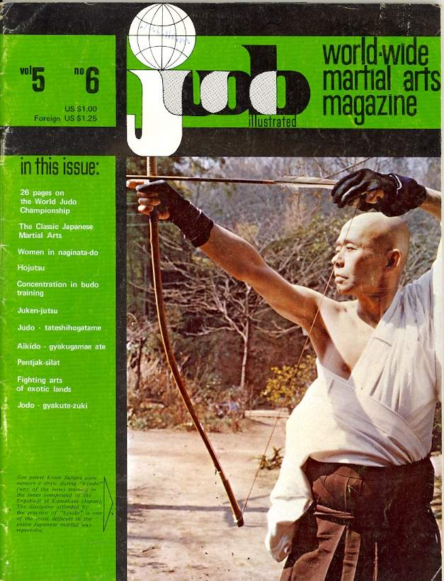 12/71 Judo Illustrated