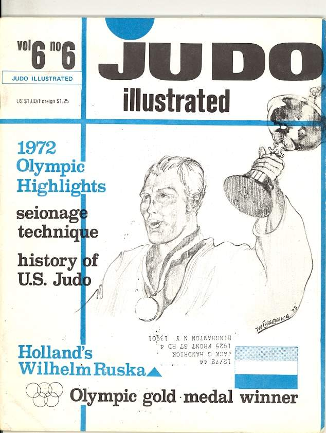 12/72 Judo Illustrated