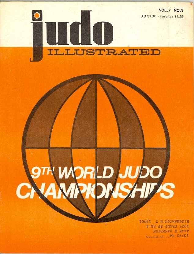 09/73 Judo Illustrated