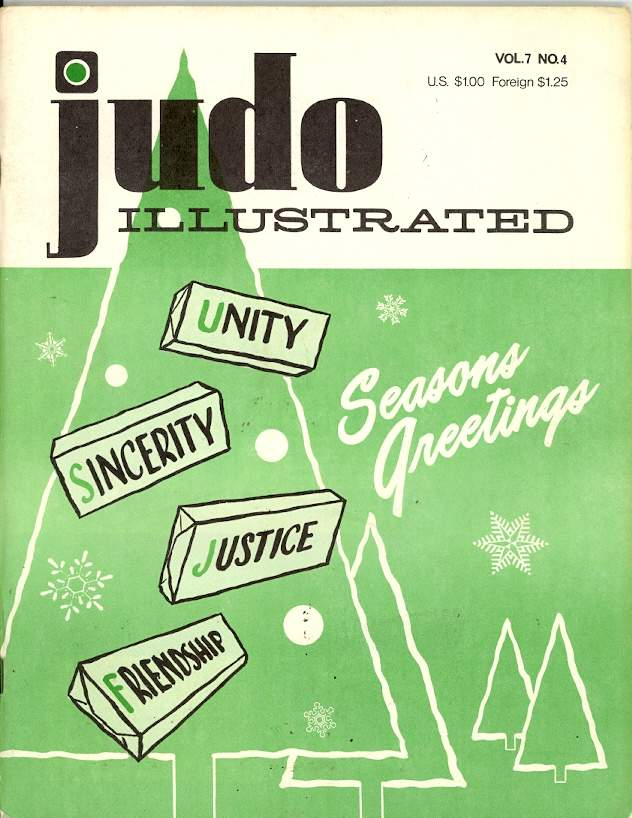 10/73 Judo Illustrated
