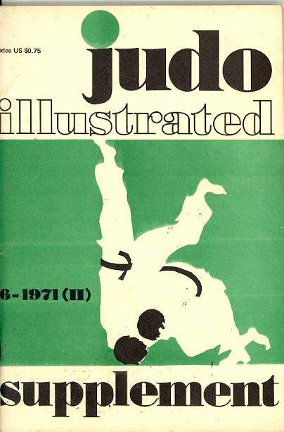 06/71 Judo Illustrated Supplement
