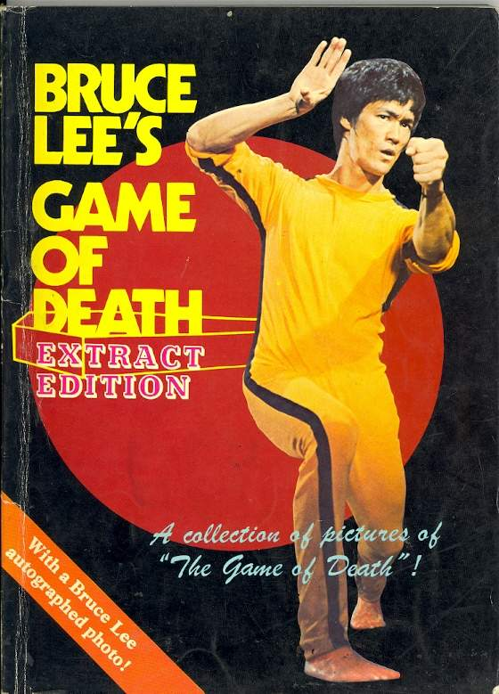 1978 Bruce Lee Game of Death