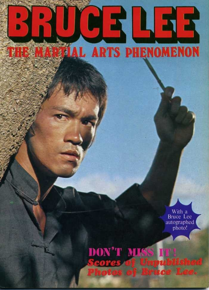 1980 Bruce Lee The Martial Arts Phenomenon