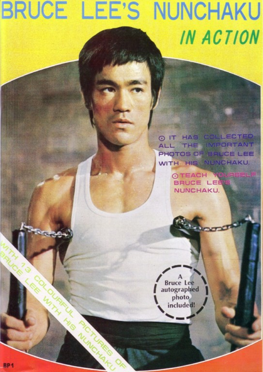 1976 Bruce Lee's Nunchaku in Action