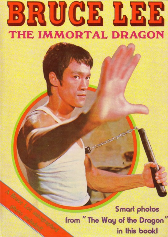 1978 Bruce Lee The Immortal Dragon