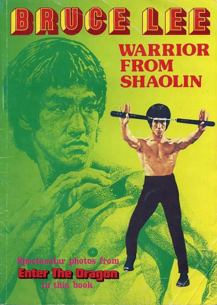 1980 Bruce Lee Warrior from Shaolin