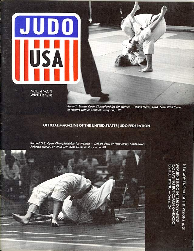 Winter 1978 Judo USA