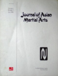 07/92 Journal of Asian Martial Arts