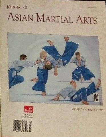 1998 Journal of Asian Martial Arts