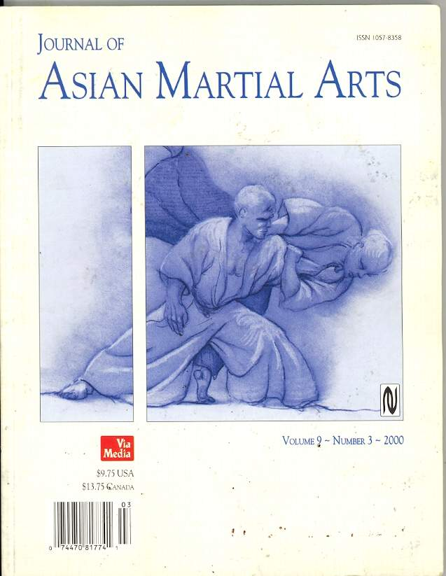2000 Journal of Asian Martial Arts