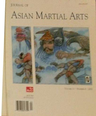 2002 Journal of Asian Martial Arts