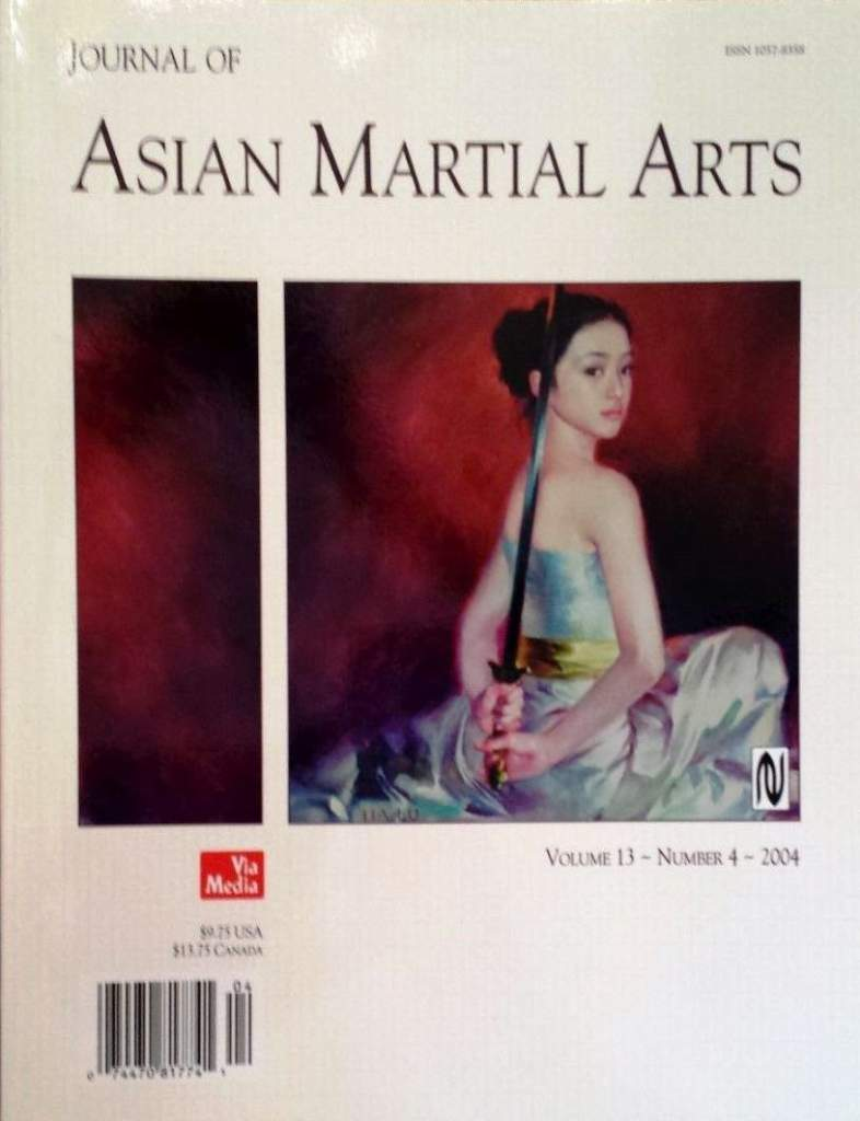 2004 Journal of Asian Martial Arts