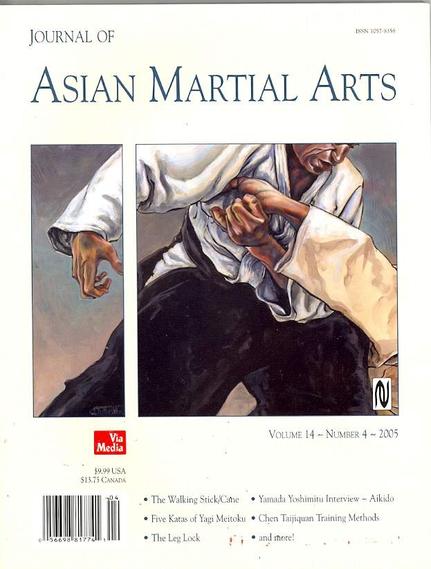 2005 Journal of Asian Martial Arts