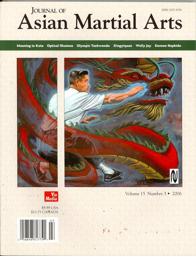 2006 Journal of Asian Martial Arts