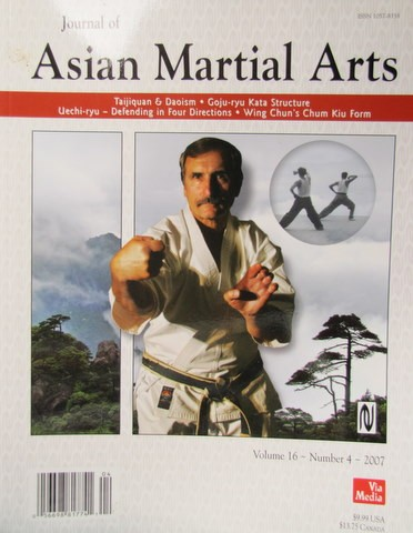 2007 Journal of Asian Martial Arts