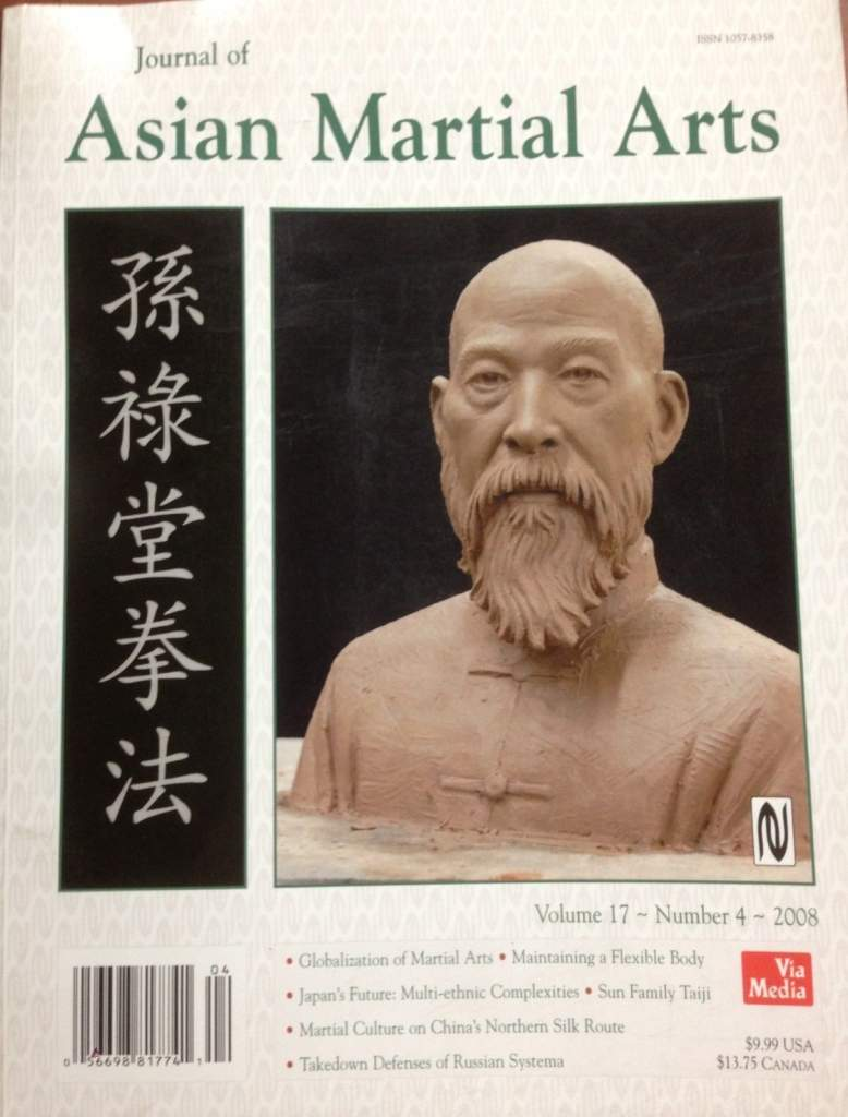 2008 Journal of Asian Martial Arts