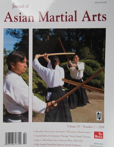 2009 Journal of Asian Martial Arts