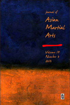 2010 Journal of Asian Martial Arts