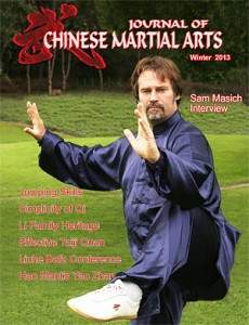 Winter 2013 Journal of Chinese Martial Arts