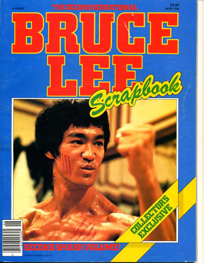 1979 Bruce Lee Scrapbook