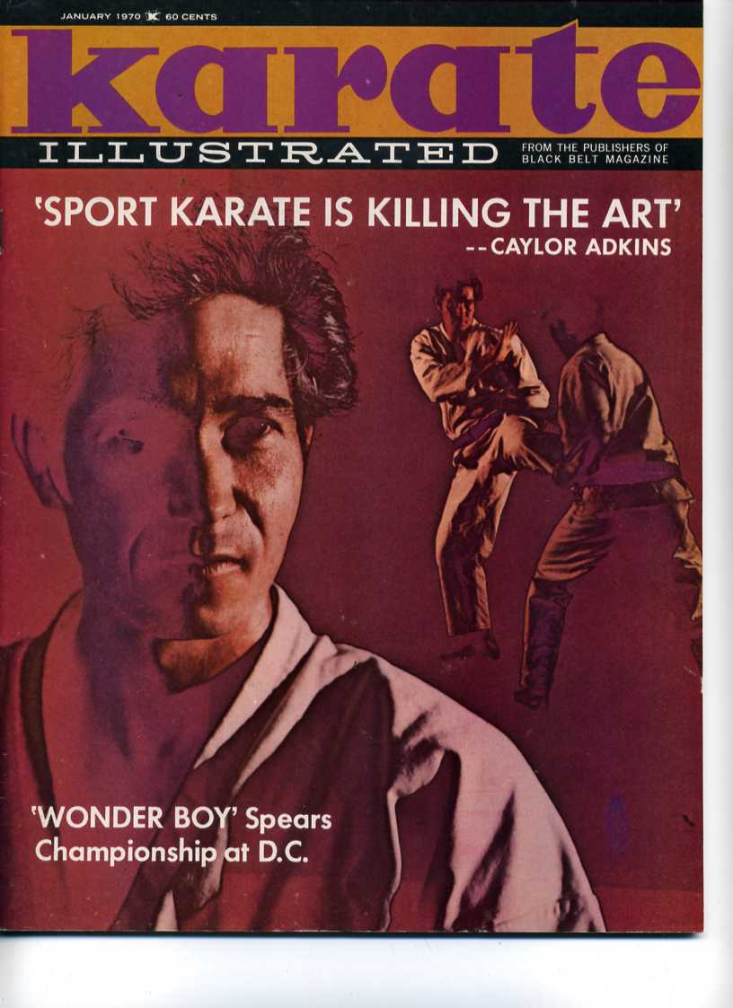 01/70 Karate Illustrated