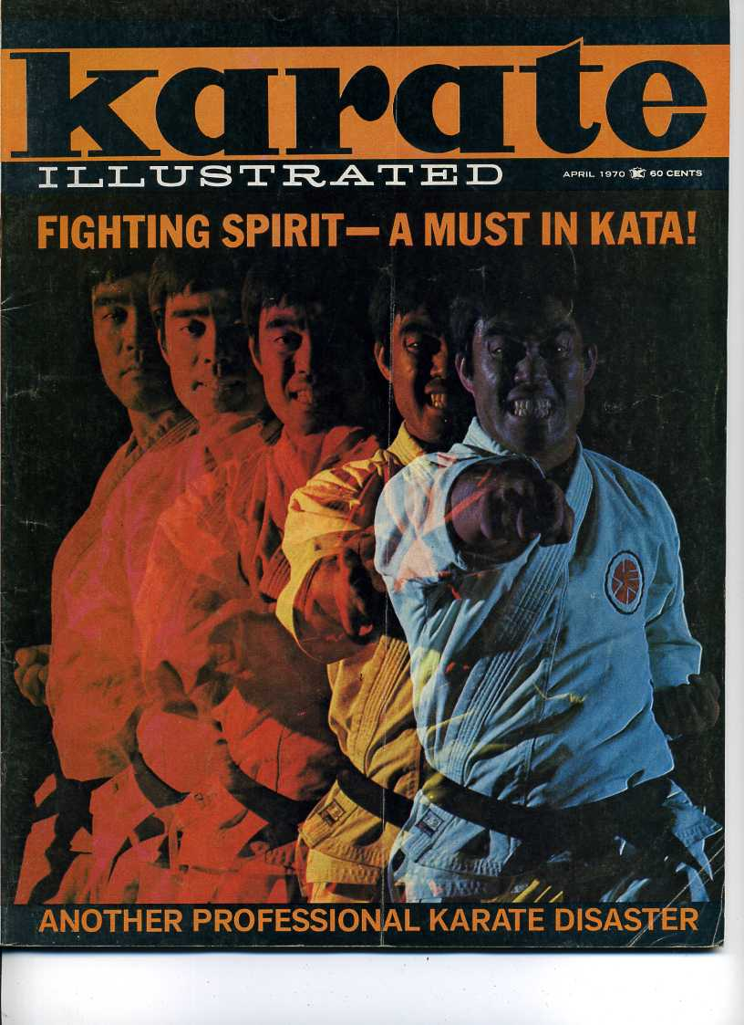 04/70 Karate Illustrated