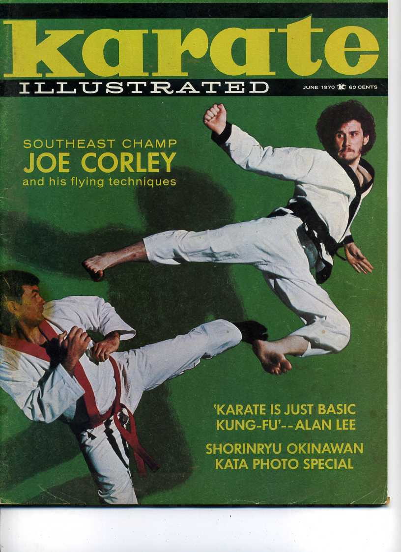 06/70 Karate Illustrated