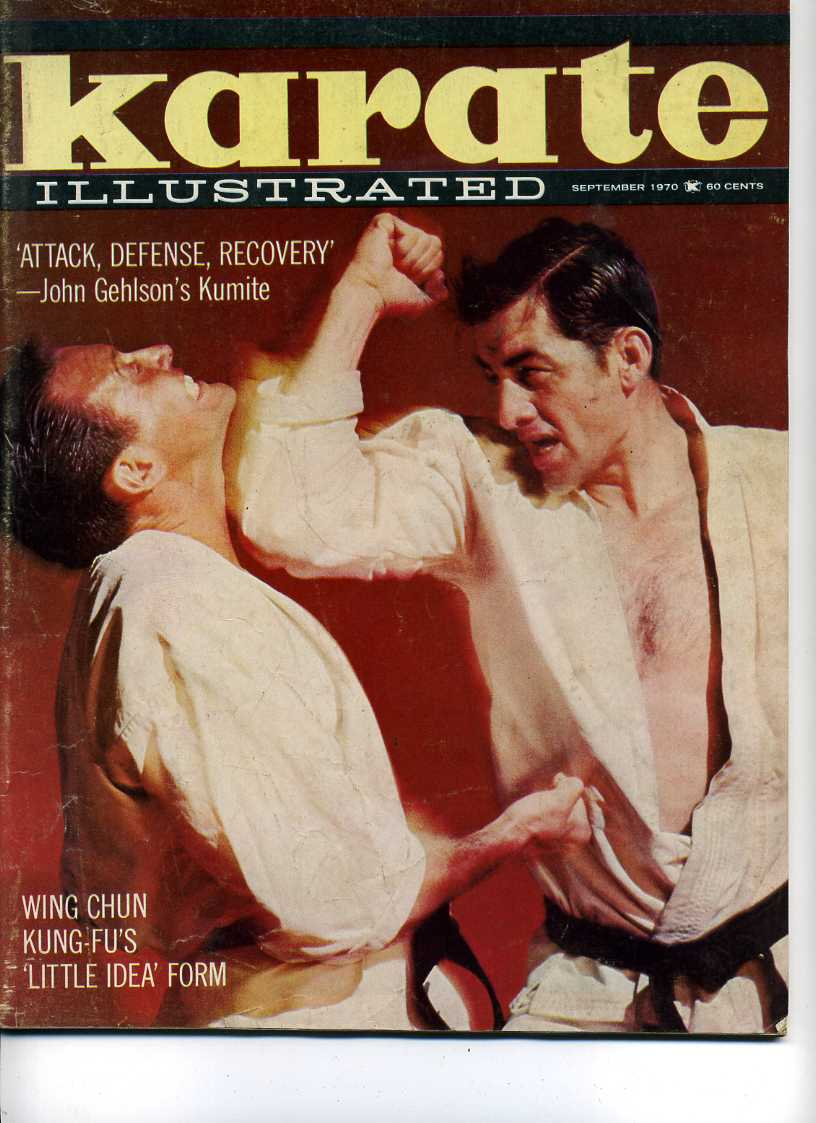 09/70 Karate Illustrated