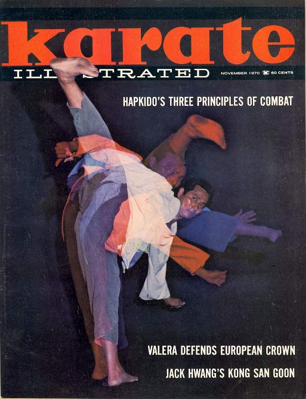 11/70 Karate Illustrated