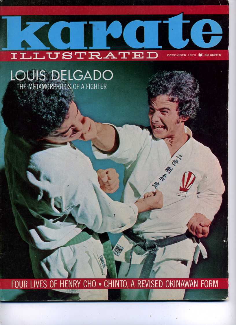 12/70 Karate Illustrated