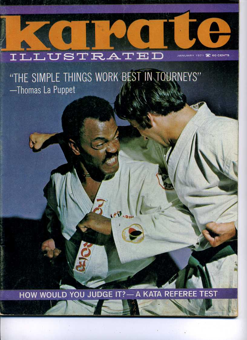 01/71 Karate Illustrated