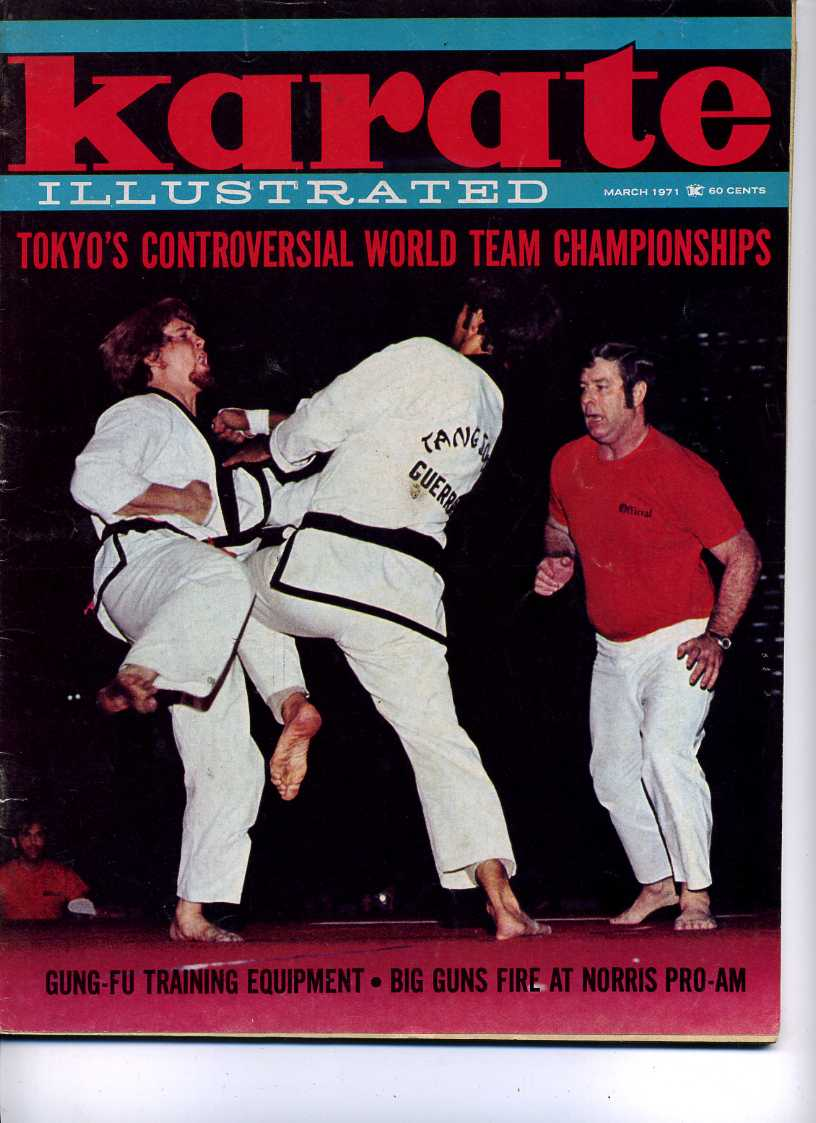 03/71 Karate Illustrated