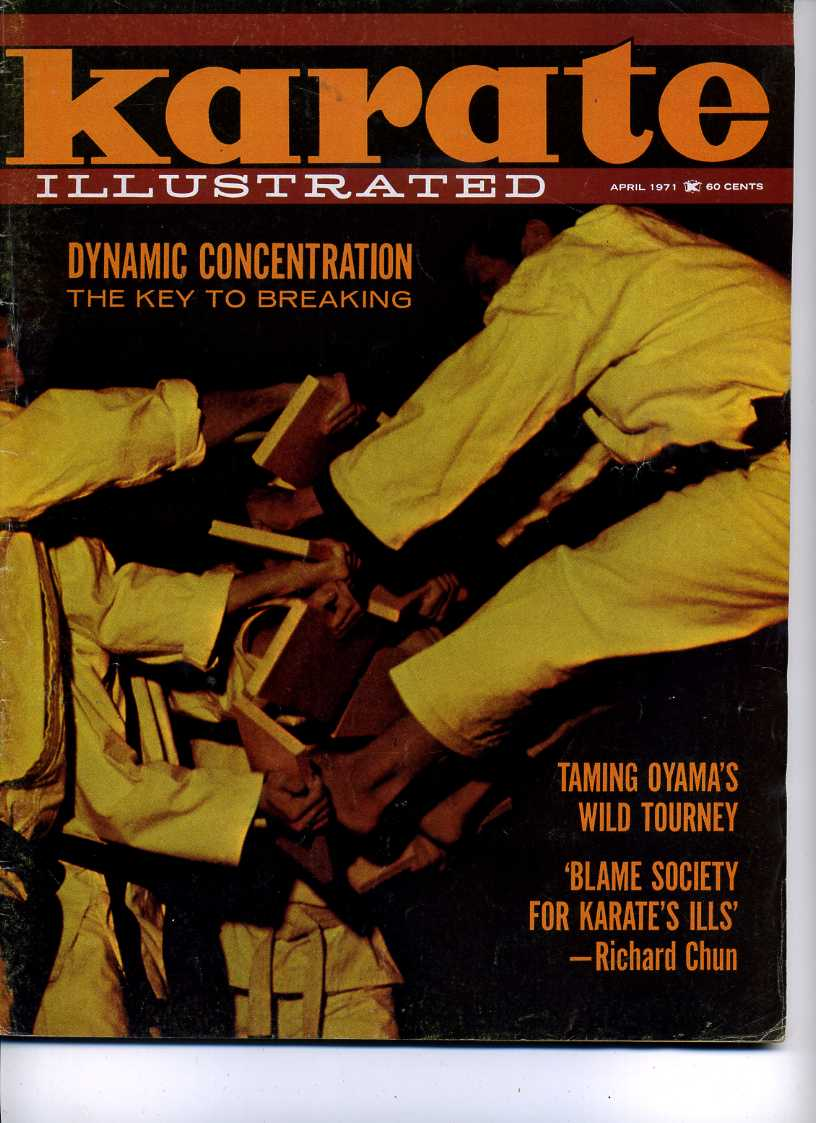 04/71 Karate Illustrated