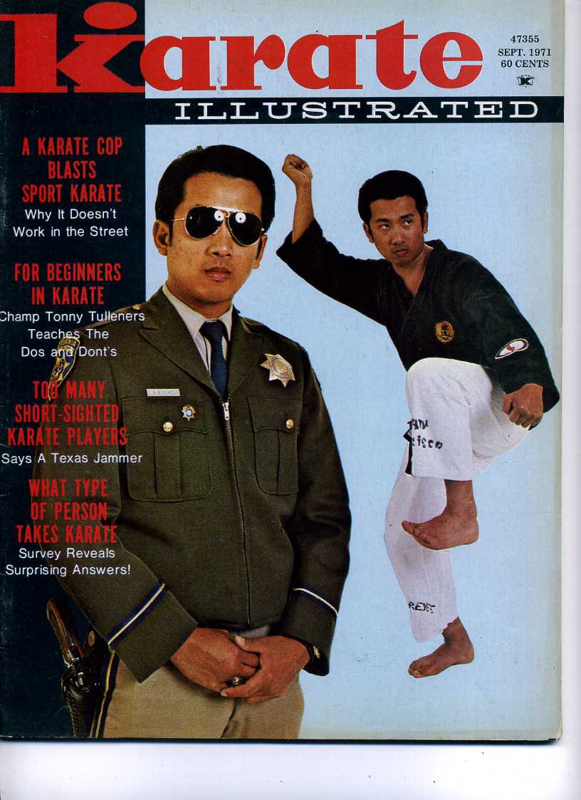 09/71 Karate Illustrated